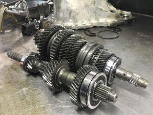 Motor und Getriebeschaeden